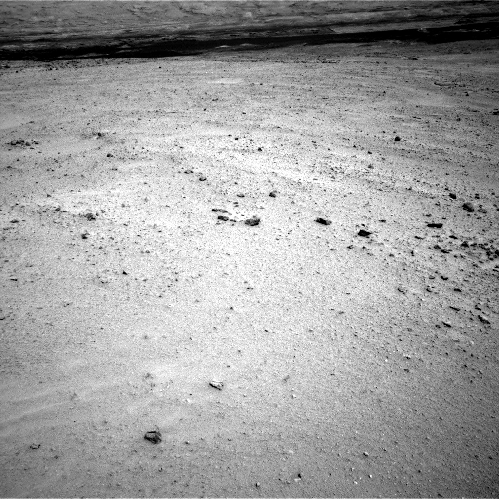 Nasa's Mars rover Curiosity acquired this image using its Right Navigation Camera on Sol 664, at drive 416, site number 36