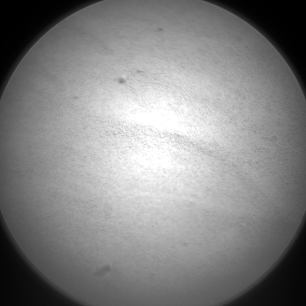 Nasa's Mars rover Curiosity acquired this image using its Chemistry & Camera (ChemCam) on Sol 665, at drive 416, site number 36