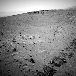 Nasa's Mars rover Curiosity acquired this image using its Left Navigation Camera on Sol 665, at drive 500, site number 36