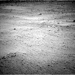Nasa's Mars rover Curiosity acquired this image using its Left Navigation Camera on Sol 665, at drive 836, site number 36