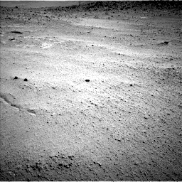 Nasa's Mars rover Curiosity acquired this image using its Left Navigation Camera on Sol 665, at drive 848, site number 36