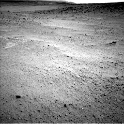 Nasa's Mars rover Curiosity acquired this image using its Left Navigation Camera on Sol 665, at drive 878, site number 36