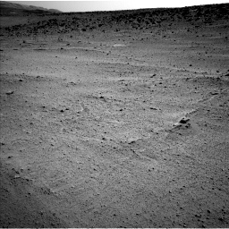 Nasa's Mars rover Curiosity acquired this image using its Left Navigation Camera on Sol 665, at drive 914, site number 36
