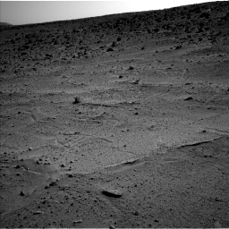 Nasa's Mars rover Curiosity acquired this image using its Left Navigation Camera on Sol 665, at drive 1064, site number 36