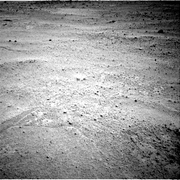 Nasa's Mars rover Curiosity acquired this image using its Right Navigation Camera on Sol 665, at drive 806, site number 36
