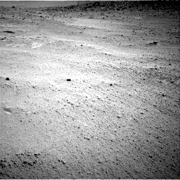 Nasa's Mars rover Curiosity acquired this image using its Right Navigation Camera on Sol 665, at drive 848, site number 36