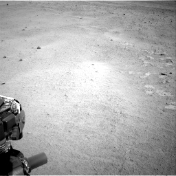 Nasa's Mars rover Curiosity acquired this image using its Right Navigation Camera on Sol 665, at drive 914, site number 36