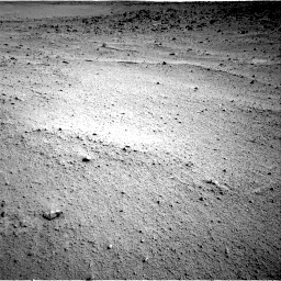 Nasa's Mars rover Curiosity acquired this image using its Right Navigation Camera on Sol 665, at drive 968, site number 36