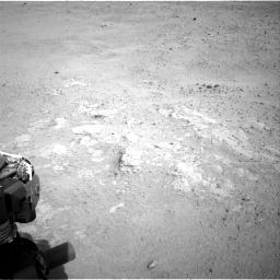 Nasa's Mars rover Curiosity acquired this image using its Right Navigation Camera on Sol 665, at drive 986, site number 36