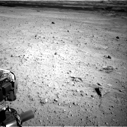 Nasa's Mars rover Curiosity acquired this image using its Right Navigation Camera on Sol 665, at drive 1070, site number 36