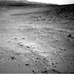 Nasa's Mars rover Curiosity acquired this image using its Right Navigation Camera on Sol 665, at drive 1076, site number 36