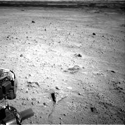 Nasa's Mars rover Curiosity acquired this image using its Right Navigation Camera on Sol 665, at drive 1082, site number 36
