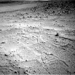 Nasa's Mars rover Curiosity acquired this image using its Right Navigation Camera on Sol 665, at drive 1088, site number 36