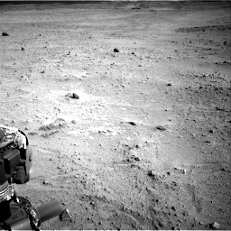 Nasa's Mars rover Curiosity acquired this image using its Right Navigation Camera on Sol 665, at drive 1094, site number 36