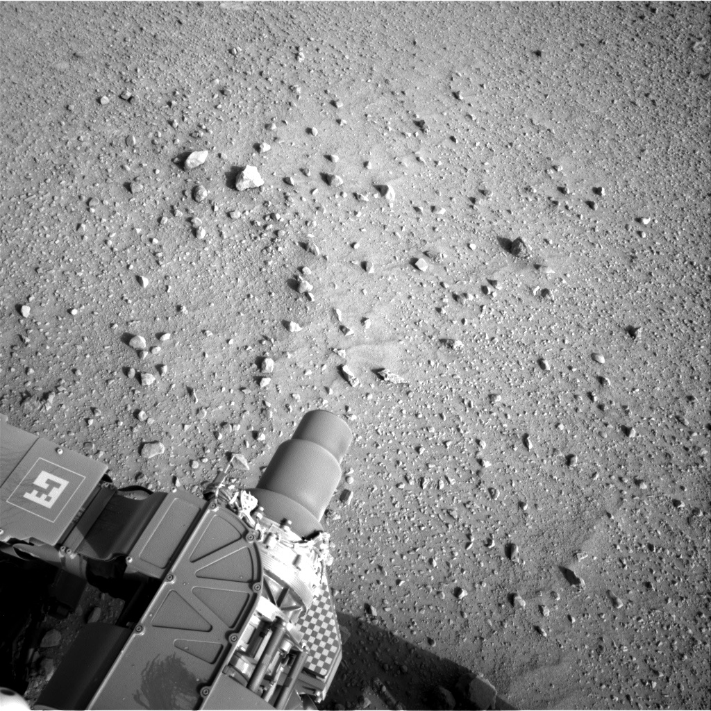 Nasa's Mars rover Curiosity acquired this image using its Right Navigation Camera on Sol 665, at drive 1146, site number 36