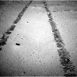 Nasa's Mars rover Curiosity acquired this image using its Left Navigation Camera on Sol 668, at drive 1278, site number 36