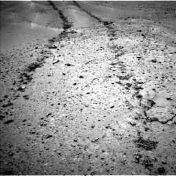 Nasa's Mars rover Curiosity acquired this image using its Left Navigation Camera on Sol 668, at drive 1464, site number 36