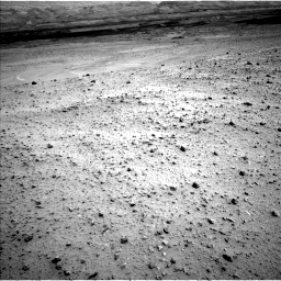 Nasa's Mars rover Curiosity acquired this image using its Left Navigation Camera on Sol 668, at drive 1590, site number 36