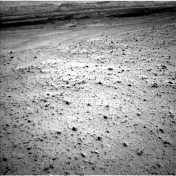 Nasa's Mars rover Curiosity acquired this image using its Left Navigation Camera on Sol 668, at drive 1602, site number 36