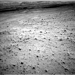 Nasa's Mars rover Curiosity acquired this image using its Left Navigation Camera on Sol 668, at drive 1608, site number 36