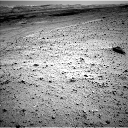 Nasa's Mars rover Curiosity acquired this image using its Left Navigation Camera on Sol 668, at drive 1626, site number 36