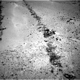 Nasa's Mars rover Curiosity acquired this image using its Right Navigation Camera on Sol 668, at drive 1410, site number 36