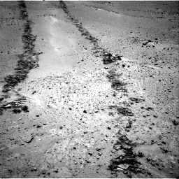 Nasa's Mars rover Curiosity acquired this image using its Right Navigation Camera on Sol 668, at drive 1422, site number 36