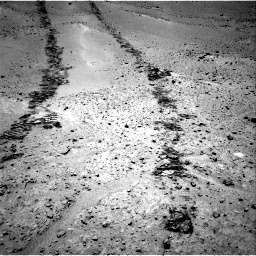 Nasa's Mars rover Curiosity acquired this image using its Right Navigation Camera on Sol 668, at drive 1428, site number 36