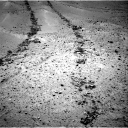Nasa's Mars rover Curiosity acquired this image using its Right Navigation Camera on Sol 668, at drive 1440, site number 36