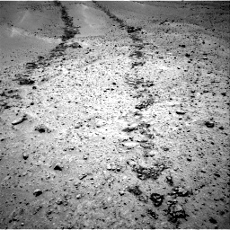 Nasa's Mars rover Curiosity acquired this image using its Right Navigation Camera on Sol 668, at drive 1452, site number 36