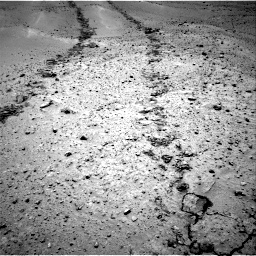 Nasa's Mars rover Curiosity acquired this image using its Right Navigation Camera on Sol 668, at drive 1458, site number 36