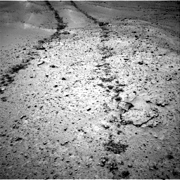 Nasa's Mars rover Curiosity acquired this image using its Right Navigation Camera on Sol 668, at drive 1464, site number 36