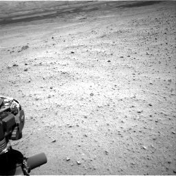 Nasa's Mars rover Curiosity acquired this image using its Right Navigation Camera on Sol 668, at drive 1512, site number 36