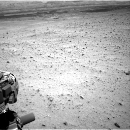 Nasa's Mars rover Curiosity acquired this image using its Right Navigation Camera on Sol 668, at drive 1536, site number 36
