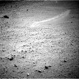 Nasa's Mars rover Curiosity acquired this image using its Right Navigation Camera on Sol 668, at drive 1566, site number 36