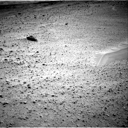 Nasa's Mars rover Curiosity acquired this image using its Right Navigation Camera on Sol 668, at drive 1602, site number 36