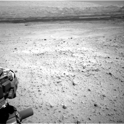 Nasa's Mars rover Curiosity acquired this image using its Right Navigation Camera on Sol 668, at drive 1620, site number 36