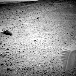 Nasa's Mars rover Curiosity acquired this image using its Right Navigation Camera on Sol 668, at drive 1650, site number 36
