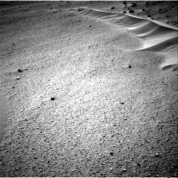 Nasa's Mars rover Curiosity acquired this image using its Right Navigation Camera on Sol 668, at drive 1668, site number 36