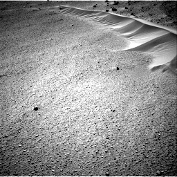 Nasa's Mars rover Curiosity acquired this image using its Right Navigation Camera on Sol 668, at drive 1674, site number 36