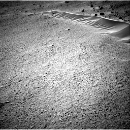 Nasa's Mars rover Curiosity acquired this image using its Right Navigation Camera on Sol 668, at drive 1686, site number 36