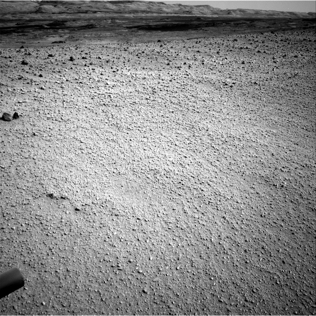 Nasa's Mars rover Curiosity acquired this image using its Right Navigation Camera on Sol 668, at drive 0, site number 37