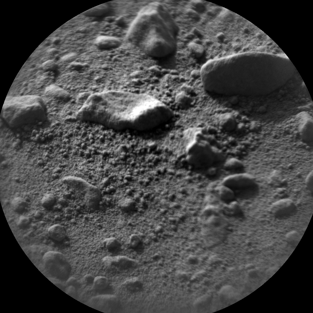 Nasa's Mars rover Curiosity acquired this image using its Chemistry & Camera (ChemCam) on Sol 668, at drive 0, site number 37