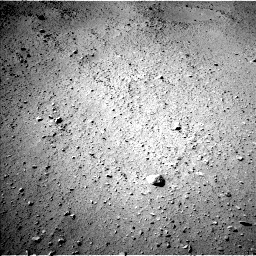 NASA's Mars rover Curiosity acquired this image using its Left Navigation Camera (Navcams) on Sol 669