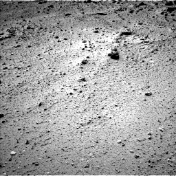 Nasa's Mars rover Curiosity acquired this image using its Left Navigation Camera on Sol 669, at drive 228, site number 37