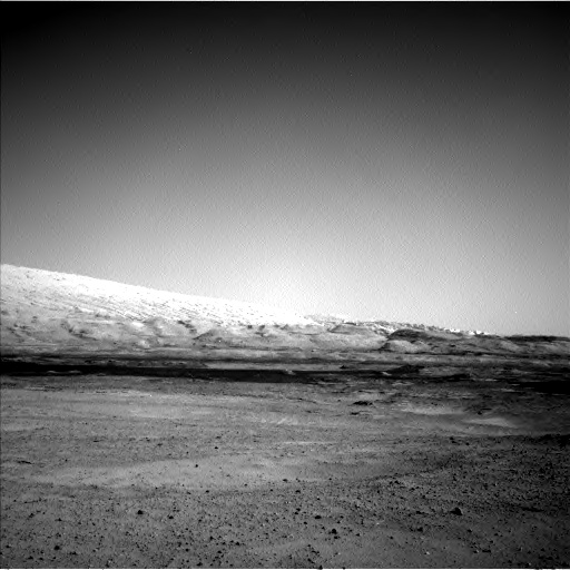 Nasa's Mars rover Curiosity acquired this image using its Left Navigation Camera on Sol 669, at drive 292, site number 37