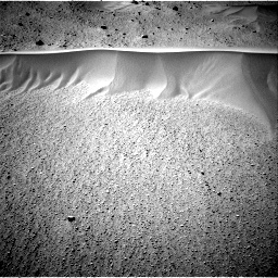 Nasa's Mars rover Curiosity acquired this image using its Right Navigation Camera on Sol 669, at drive 18, site number 37