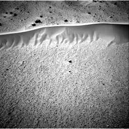 Nasa's Mars rover Curiosity acquired this image using its Right Navigation Camera on Sol 669, at drive 30, site number 37
