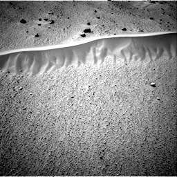 Nasa's Mars rover Curiosity acquired this image using its Right Navigation Camera on Sol 669, at drive 36, site number 37