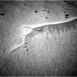 Nasa's Mars rover Curiosity acquired this image using its Right Navigation Camera on Sol 669, at drive 48, site number 37